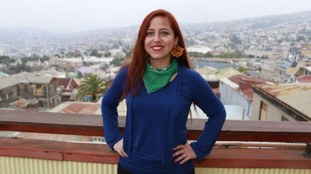 """Natalia Corrales, candidata por el D7 de la CF8M, sobre trabajadores a honorarios: """"No tenemos derechos laborales básicos"""""""