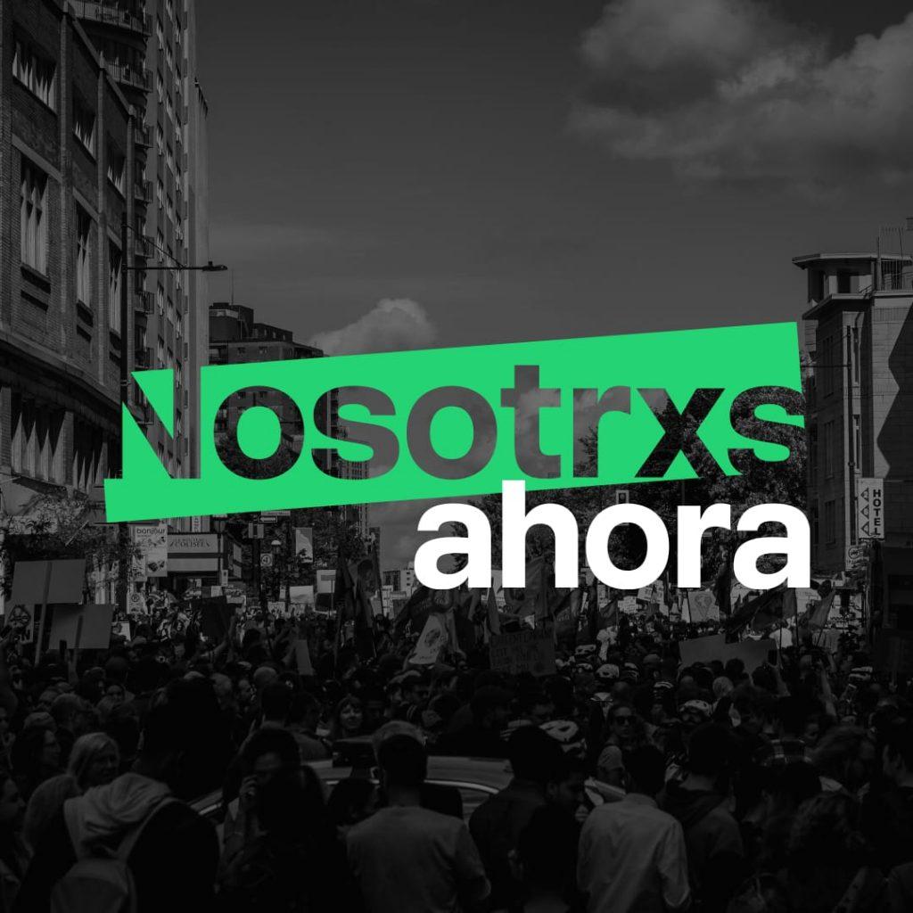 """Con apoyo del FA, el PS e independientes: Fundación 180° lanza plataforma política """"Nosotrxs Ahora"""""""