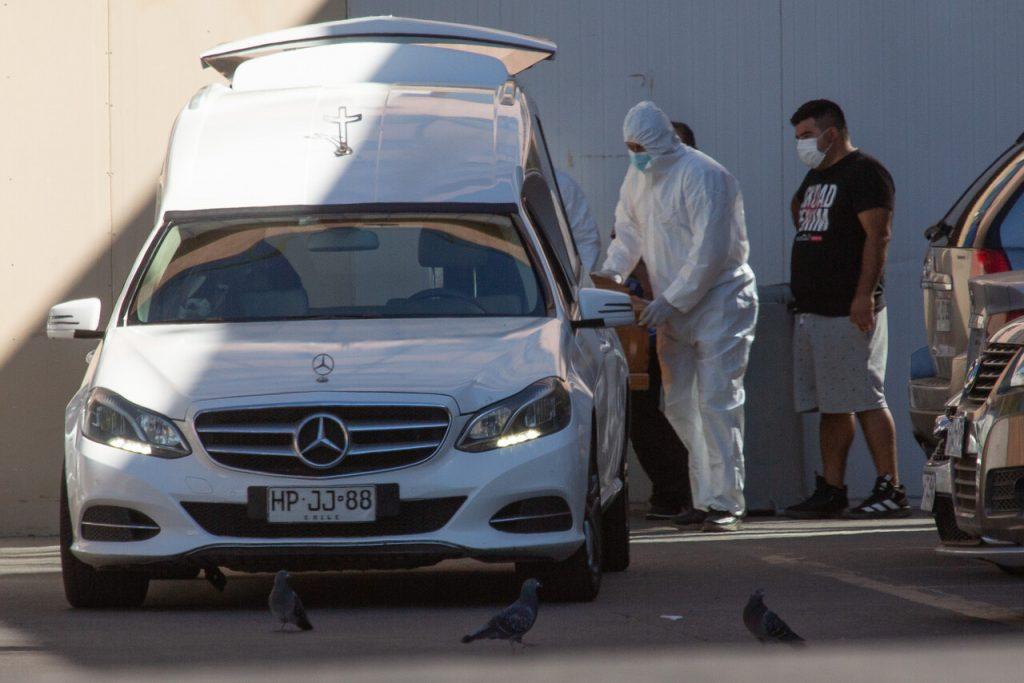 COVID-19 en Chile mantiene una alta mortalidad: Reporte Minsal informa casi 120 fallecidos