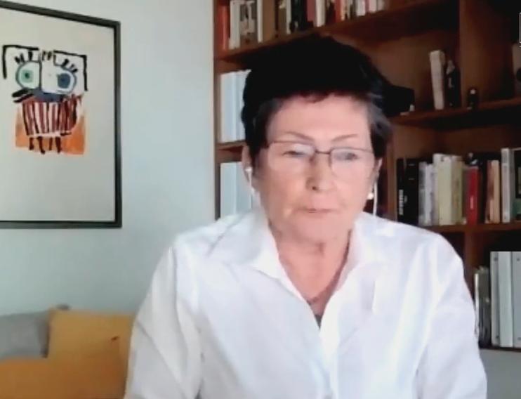 Presidenta de la Asociación de AFP rechaza retiro de 100% de fondos: «Esperamos que no prospere, agrega confusión a las personas»