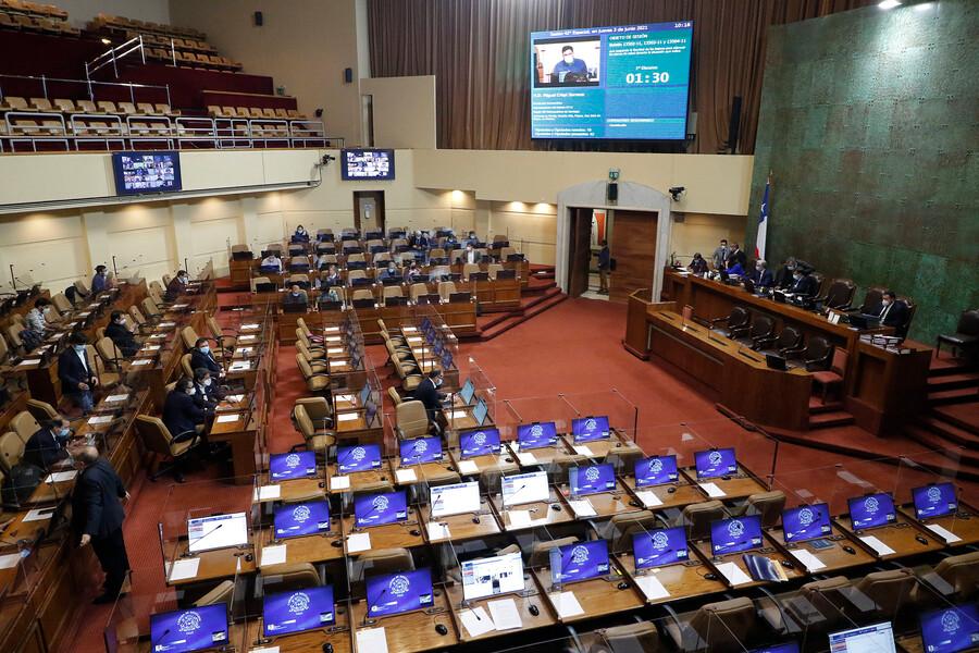Medidas para pymes: Cámara despacha a ley los beneficios tributarios y devuelve al Senado proyecto de bonos