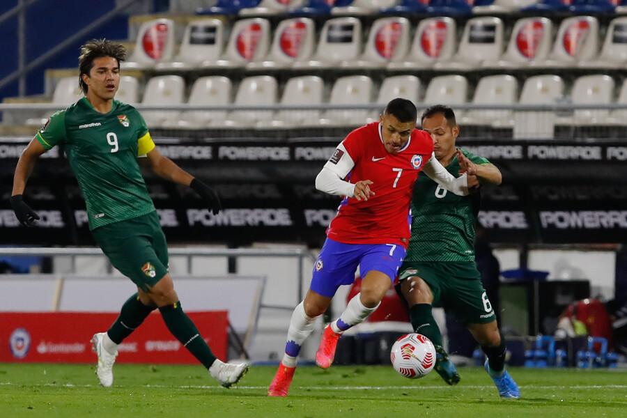 Alexis Sánchez se perderá la primera fase de Copa América por dolencia muscular