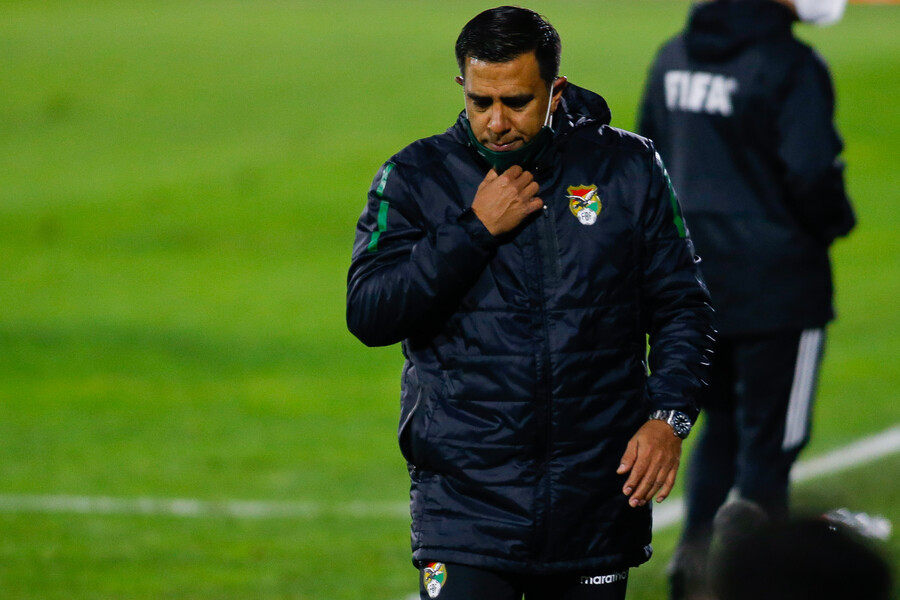 "César Farías, técnico de Bolivia: ""Si en el partido nos íbamos 1-1, nadie se hubiese sorprendido"""