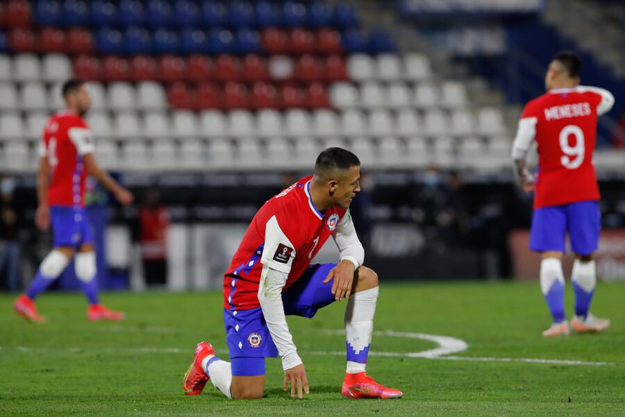 La Selección Chilena consigue magro empate ante una Bolivia extremadamente defensiva y sigue séptima