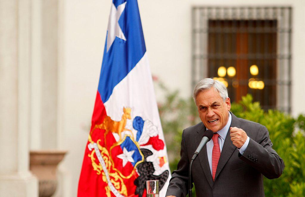 Desde RN ofician a Piñera para que informe si se termina o alarga el Estado de Excepción