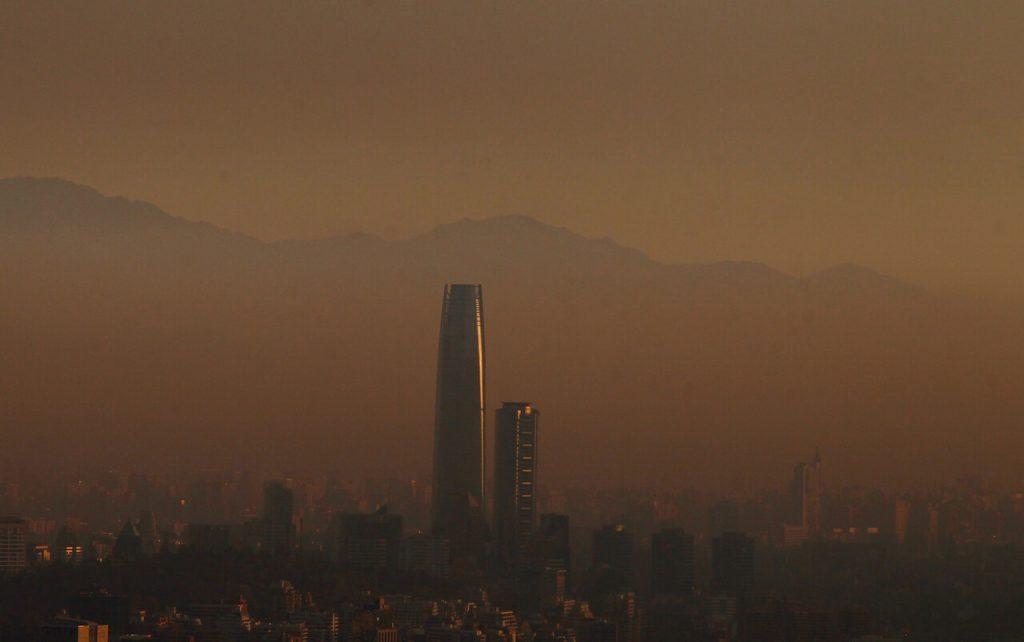 OMS fija como peligrosos niveles de contaminación del aire considerados seguros hasta hoy