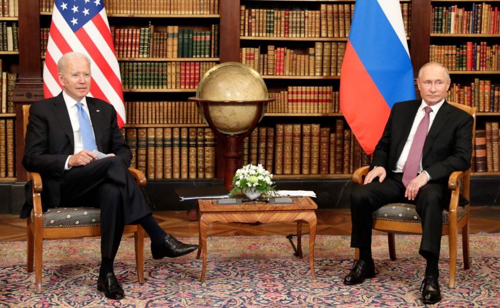 En medio de gran expectación se inicia la cumbre entre Joe Biden y Vladimir Putin en Ginebra
