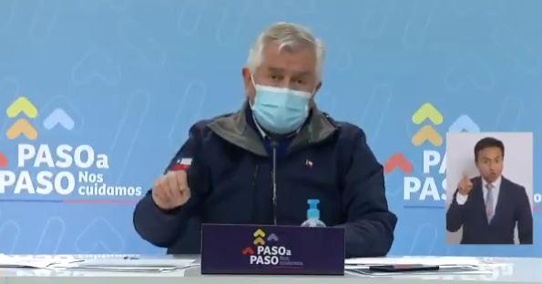 """Colegio Médico contra los dichos del ministro Paris: """"Quienes sostienen sobre sus hombros esta pandemia no merecen este trato injusto"""""""