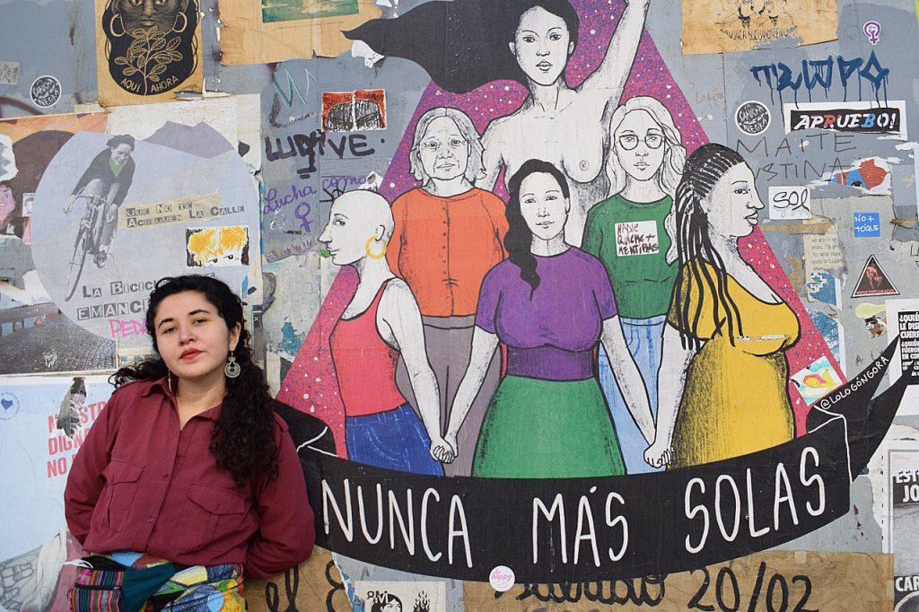 """Daniela Serrano, nueva presidenta de las JJ.CC: """"Siempre se ha tendido a encapsular a la juventud como promotores de la violencia"""""""