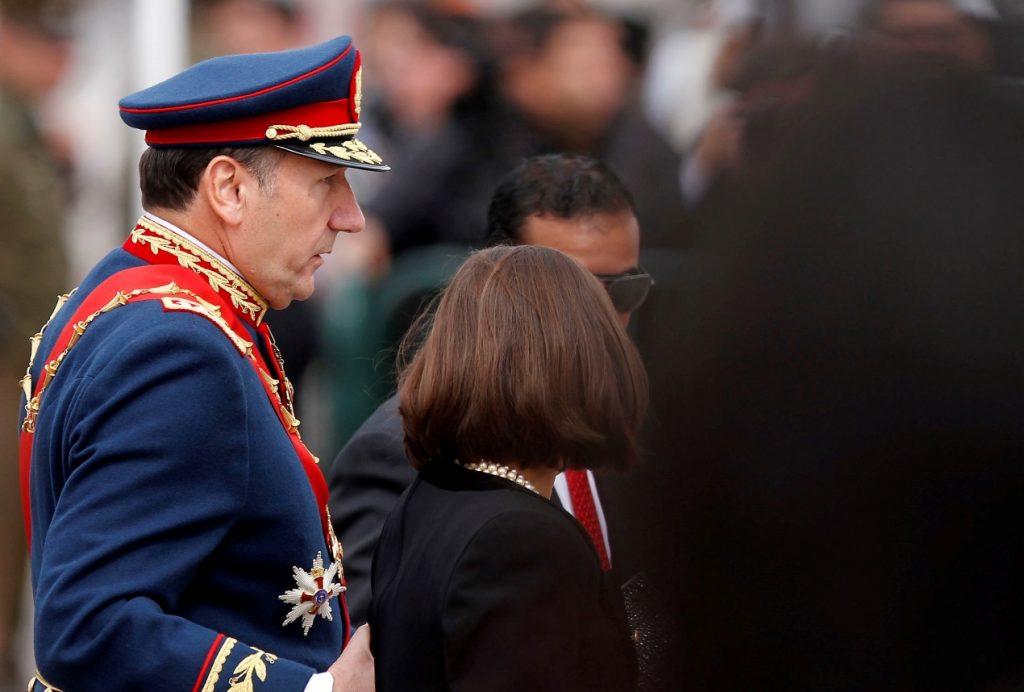 Fiscalía formaliza a Ana Pinochet, esposa de Juan Miguel Fuente-Alba, por lavado de dinero