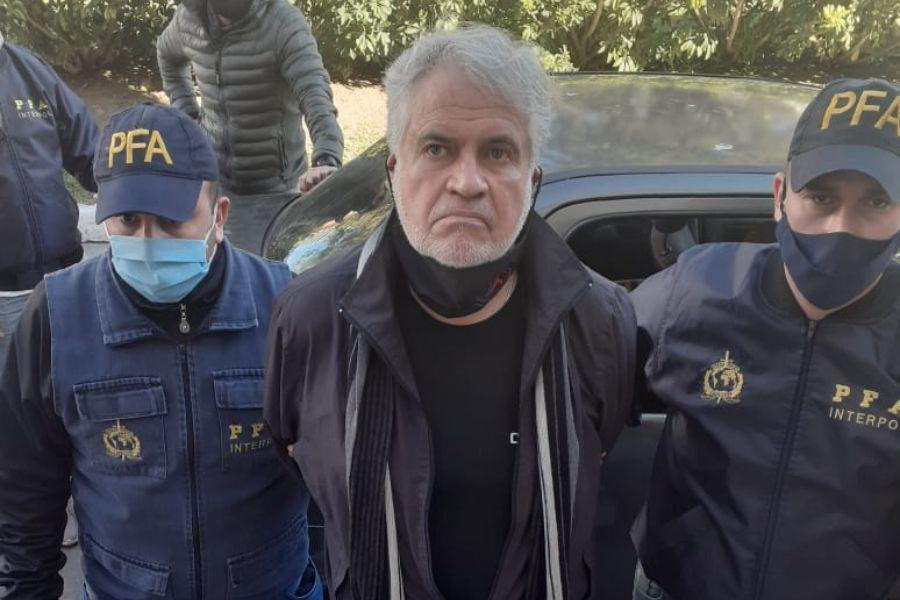 PDI entregó detalles de la detención del coronel (r) Walter Klug en Argentina