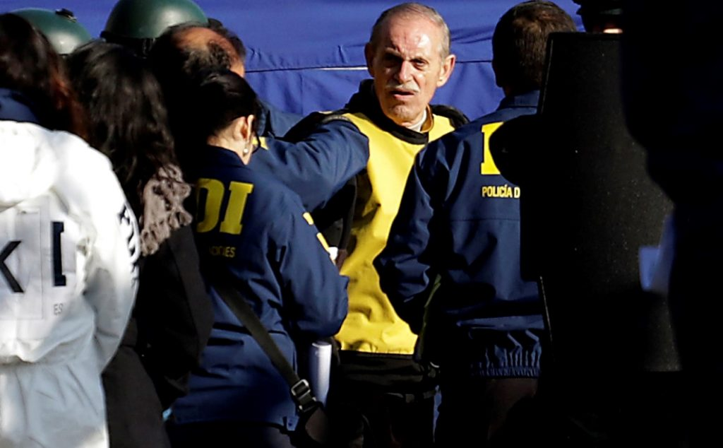 Confirman penas contra cúpula de la DINA por secuestro de mirista: Miguel Krassnoff suma otros 10 años de condena