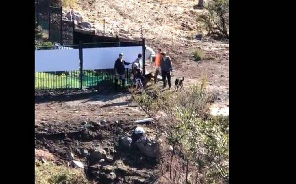 "VIDEO| Mark González tras ser víctima de agresión en un cerro junto a su familia: ""Pensé 'aquí me matan'"""