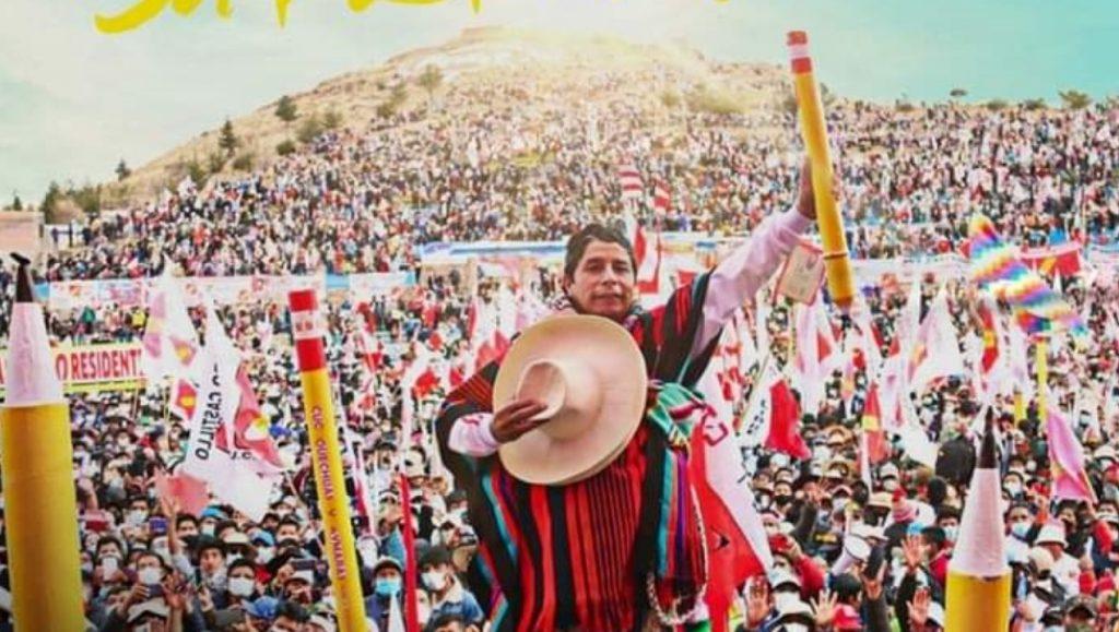 Perú, entre la esperanza y la incertidumbre por la asunción de Pedro Castillo