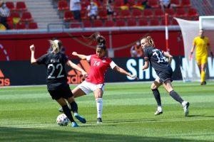 La Roja Femenina obtuvo un meritorio empate ante Alemania y ya piensa en los Juegos Olímpicos