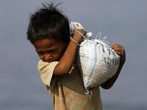 Más protección social, fin al trabajo infantil
