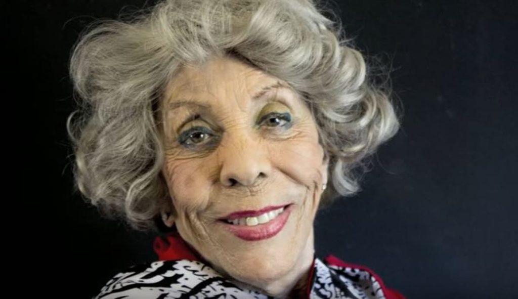 Golpe al arte y las tablas: A la edad de 92 años fallece la reconocida actriz Violeta Vidaurre