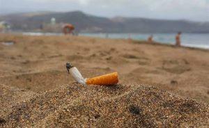 Comisión de medio ambiente: Aprueban prohibición de fumar en playas, ríos y lagos