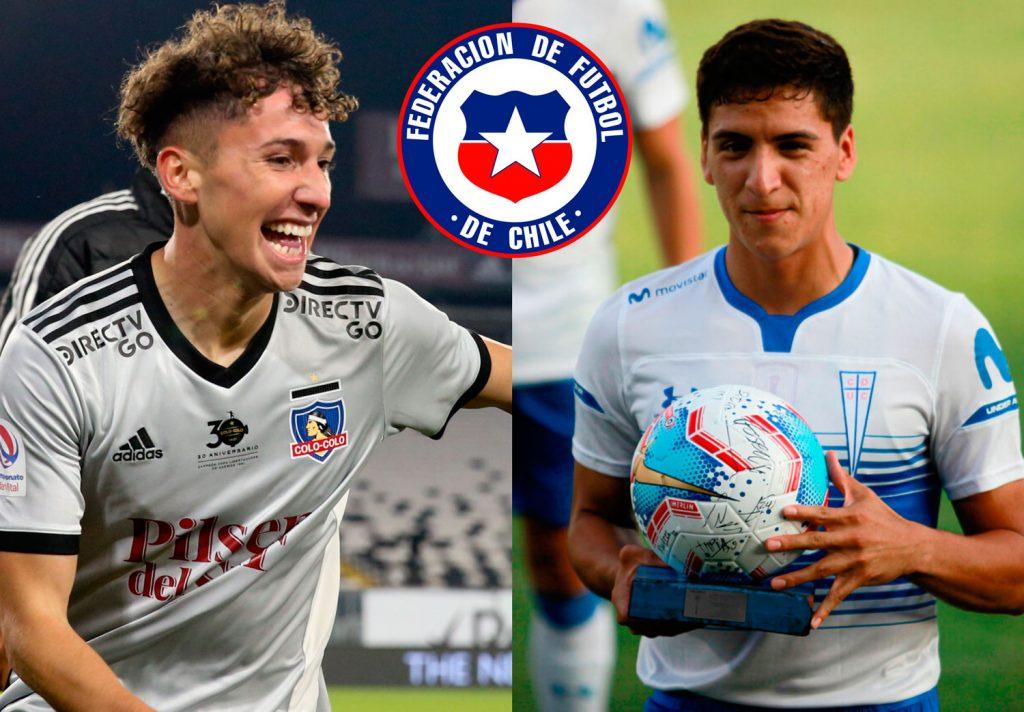 Nómina de la Roja para Copa América: Jóvenes promesas de Colo Colo y la UC destacan en listado de Lasarte