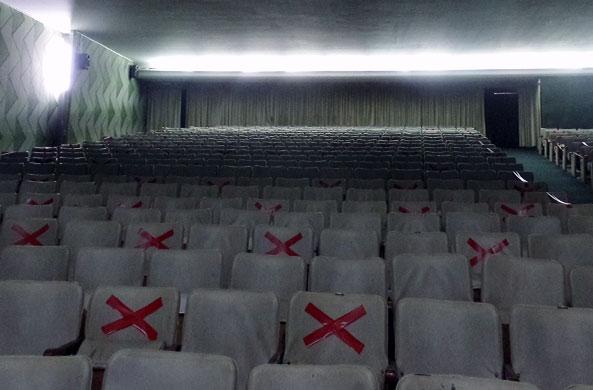VOCES| Un viudo de la sala de cine