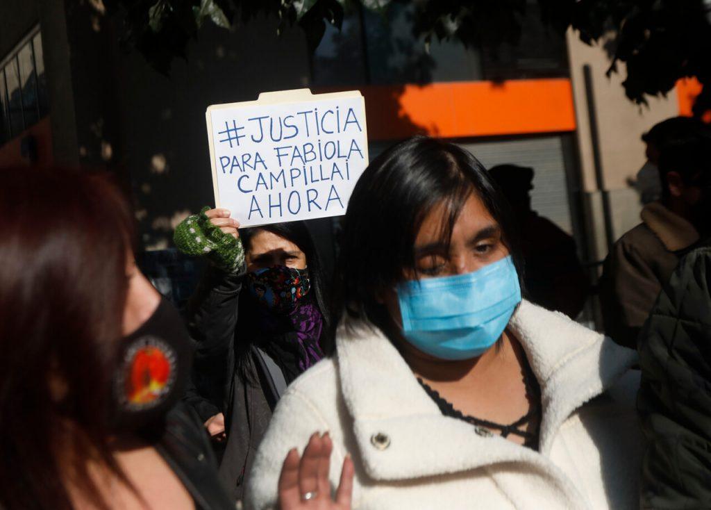 Corte de Apelaciones revoca prisión preventiva a ex carabinero que disparó al rostro de Fabiola Campillai