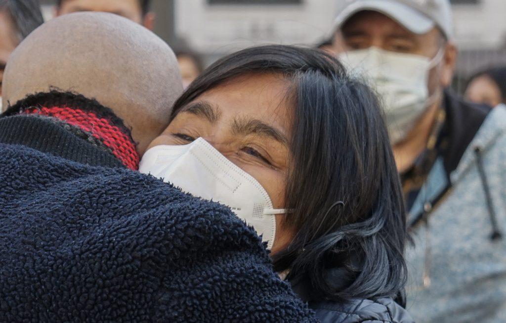 Ex carabinero que disparó a Fabiola Campillai queda en prisión preventiva: Omitió que llevaba cámara