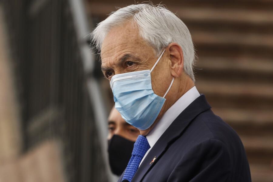 Presidente Piñera declaró ante la Fiscalía en investigación por violaciones a los DD.HH. durante el 18-O