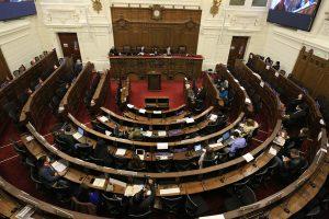 Con declaraciones cruzadas entre el PC y el Frente Amplio se definieron patrocinios para las vicepresidencias de la Convención