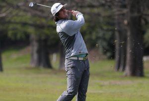 Esperanza de medalla para Chile: Mito Pereira sorprende en golf y se mete tercero en clasificación