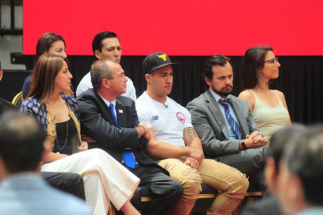 Timonel del COCh sobre Arley Méndez: «Buscar un doping positivo no es correcto»