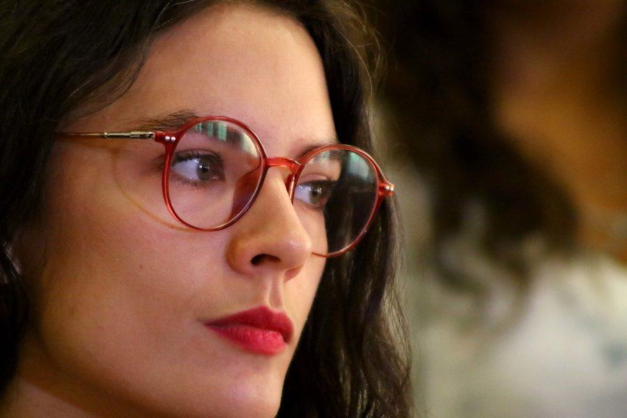 Camila Vallejo, vocera de la campaña de Jadue: «Hubo un ensañamiento particular con Daniel que debimos haber previsto»