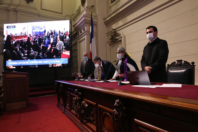 🔴 EN VIVO  Sigue la votación del reglamento de la Convención Constitucional