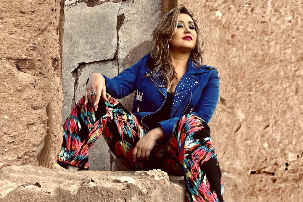 La cantante chilena Paula Rivas lanza «No Me Olvidarás», canción producida por 'Pollo' de Santaferia