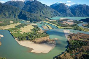 Lanzan campaña para que el río Puelo sea declarado Reserva de Agua