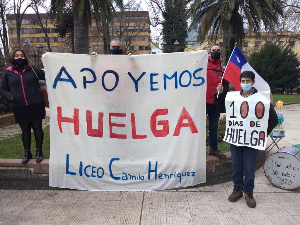 Nuestra huelga: sindicalización y desamparo