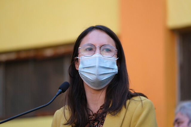 """Tras destrozos en Lastarria, Hassler llamó a gobierno y a Carabineros """"a cambiar una estrategia que traslada el conflicto hacia nuestros barrios"""""""