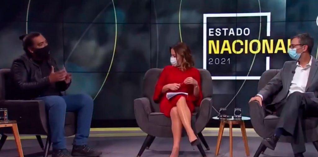 """VIDEO  """"¿Desde cuándo se violan los DD.HH. en Chile?: La comentada respuesta del constituyente Manuel Woldarsky a Matías del Río"""