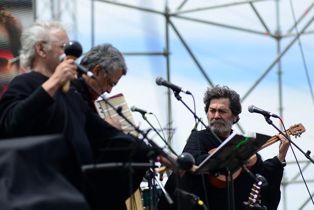 Quilapayún defiende a Inti-Illimani Histórico: «El arte es el lugar de la diversidad y de la libertad, no la coerción y la intolerancia»