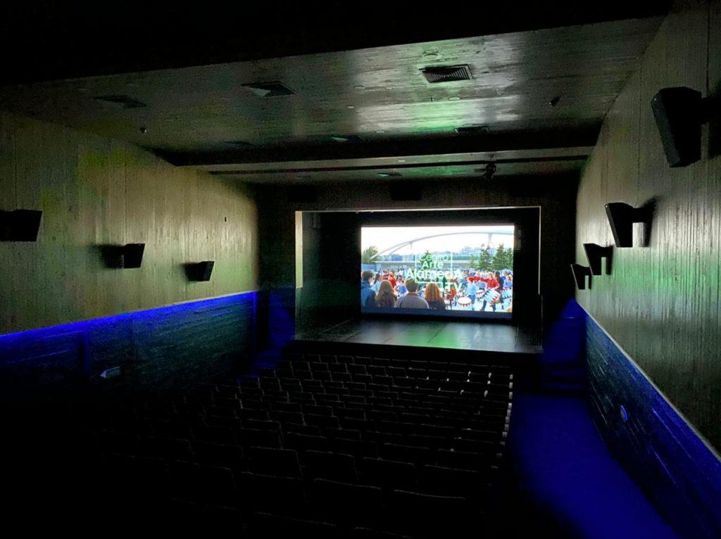 Centro Arte Alameda abre sus puertas en Sala de Cine Ceina