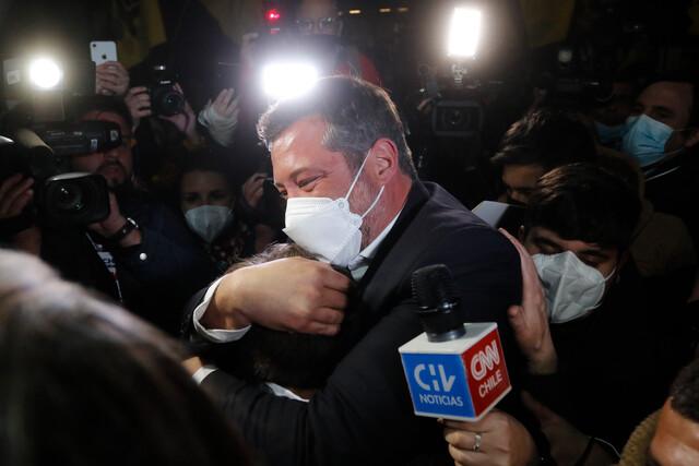 """Sebastián Sichel tras su triunfo en estas primarias: """"Ahora Chile Vamos es uno solo"""""""