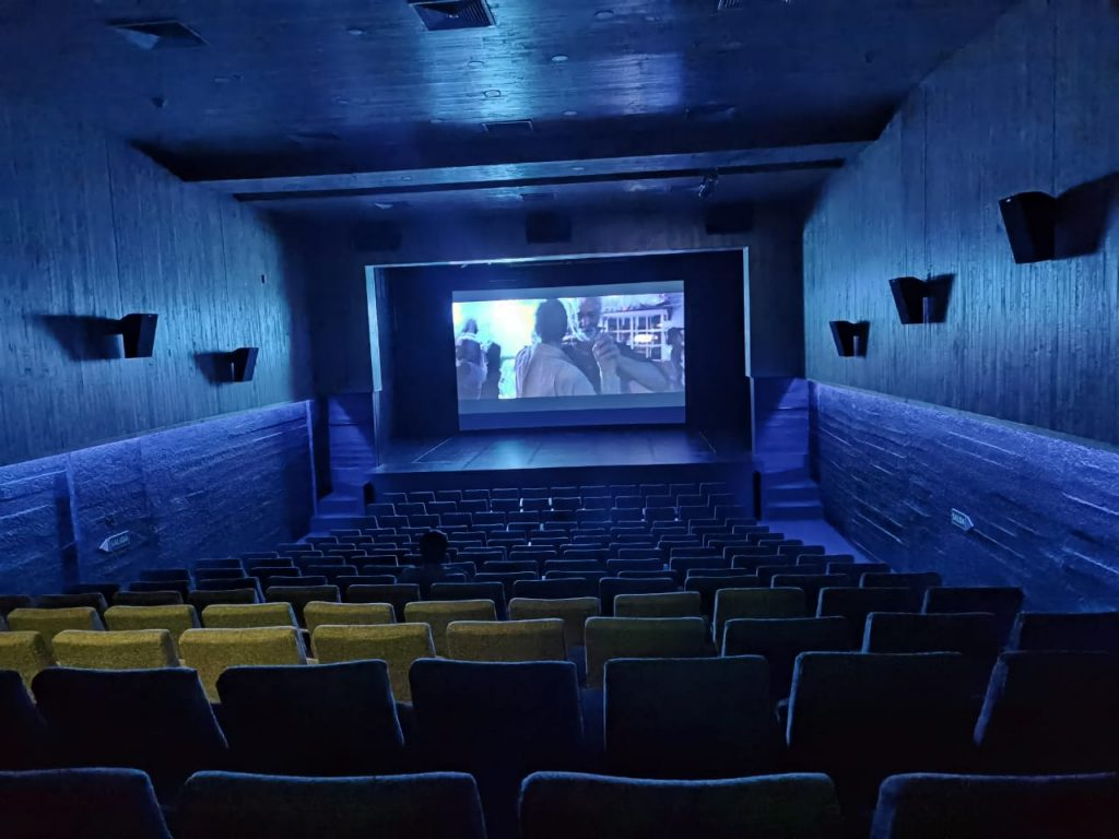 CRÓNICA| ¿Quién quemó el Centro Arte Alameda?: La película que no estará en la reapertura