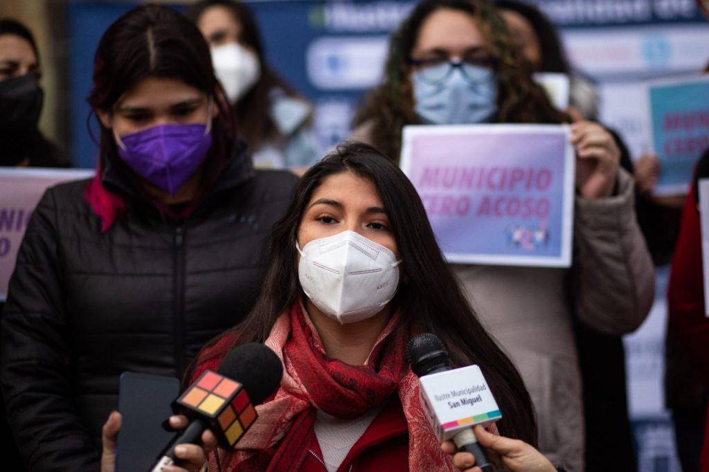 """Alondra Arellano, presidenta de Convergencia Social, por críticas de la Lista del Pueblo: """"Me provoca ruido el ninguneo constante que hacen de nuestra alternativa"""""""