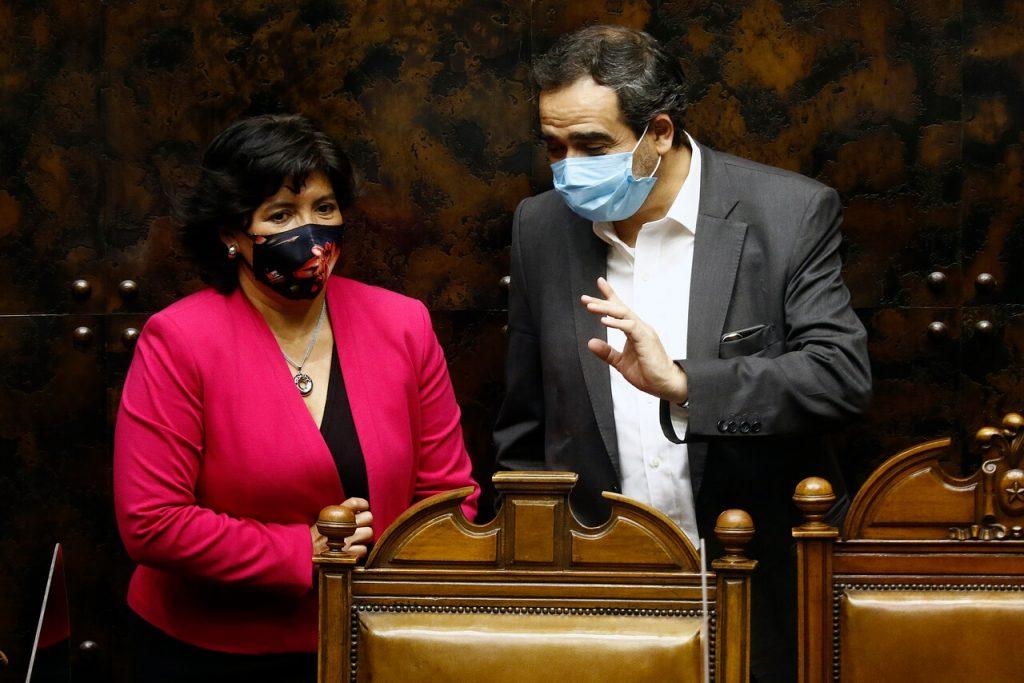 Senador Quintana (PPD) insiste en desmarcarse de Narváez: «El principal liderazgo que tiene la centroizquierda es Yasna Provoste»
