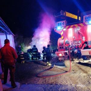 Petorca: Desconocidos quemaron auto de defensora del agua Verónica Vilches