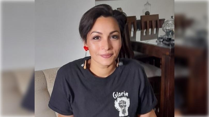 """Gloria Pinto, candidata al Congreso por La Lista del Pueblo: """"No apoyaríamos a Gabriel Boric» en una segunda vuelta contra la derecha"""