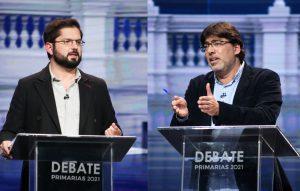 HUMOR| Los mejores memes que dejó el último debate entre Daniel Jadue y Gabriel Boric