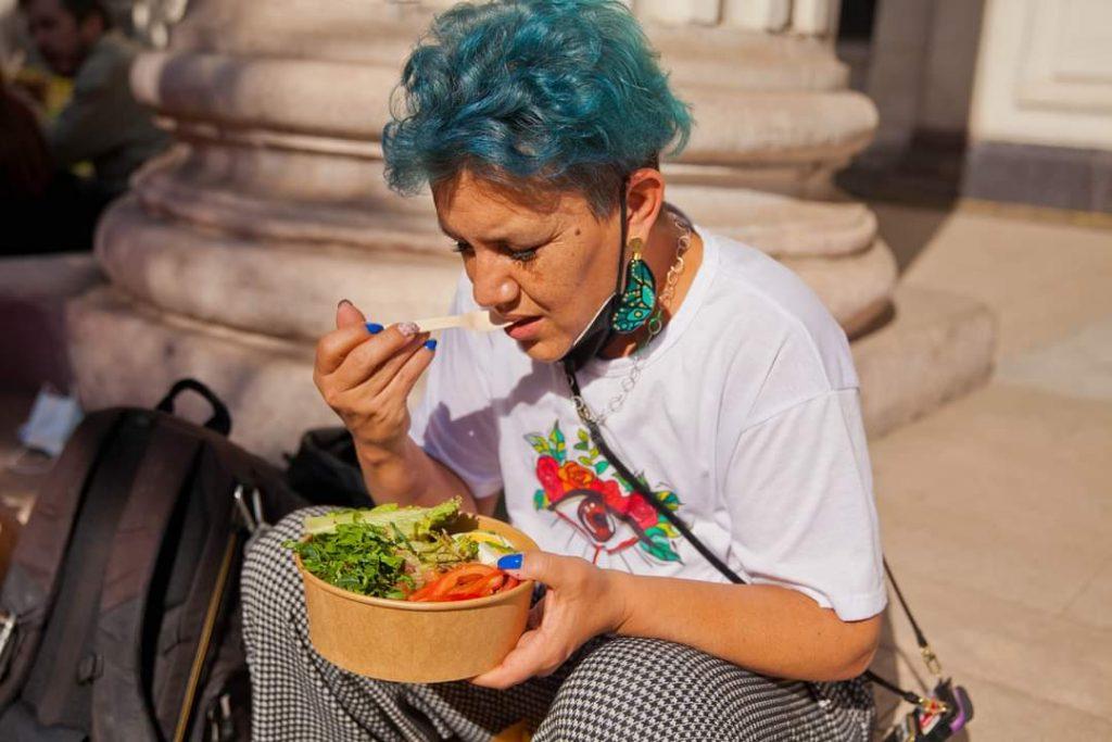 HUMOR| La comida de constituyentes, Marcela Cubillos y los privilegios