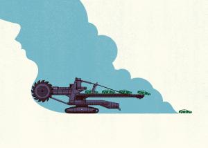 Paradoja verde en la Unión Europea: Vehículos eléctricos y minería del litio