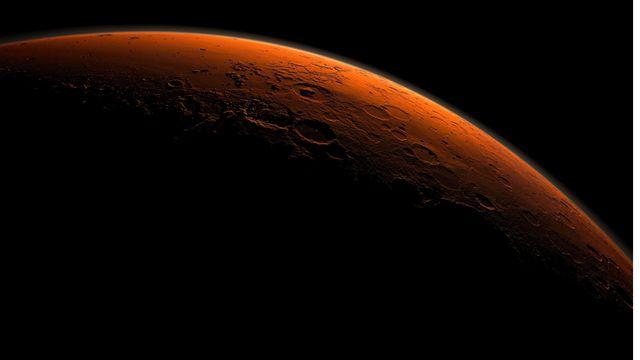 Movimientos sísmicos revelan cómo es la estructura interna de Marte