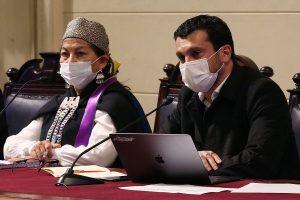 Mesa de la Convención se reúne con Dipres y Segpres para discutir asignaciones rechazadas